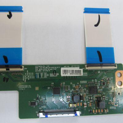 Toshiba, LG 6871L-3850A (6870C-0532B), T-CON board pour 49l420U
