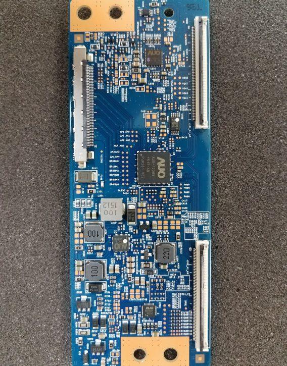 Sharp T-Con Board :5550T15C11, LC-50LB370U, Board Number:T420HVN06.3 CTRL BD/42T34-C03 LC50LB370U Rev. A-PR